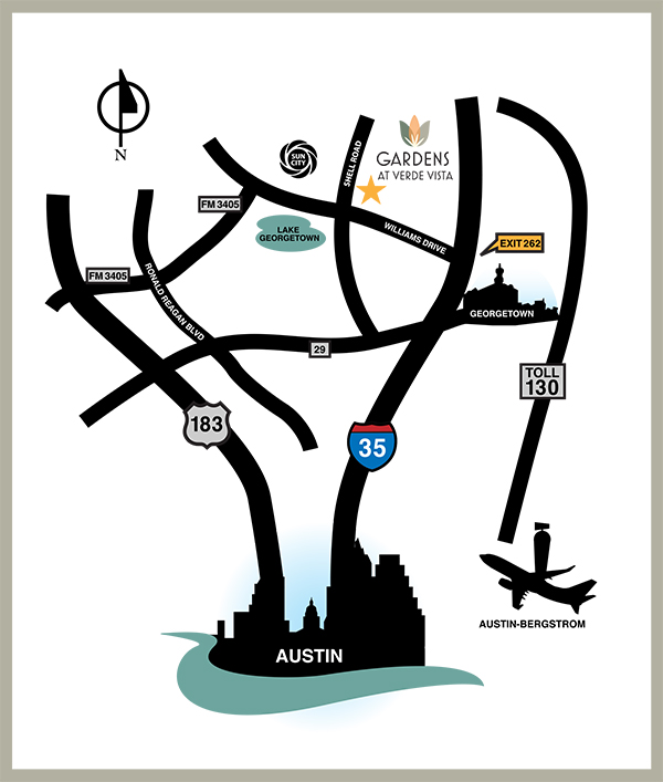 New homes for sale in Georgetown, TX