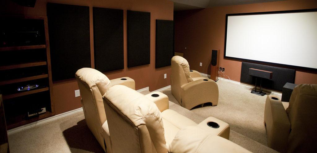 Host a Movie Night in Your Garden Home in Georgetown